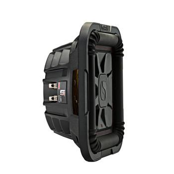 Kicker 46L7T104 L7T L7-Thin 10-Inch (25cm) Subwoofer, Dual Voice Coil, 4-Ohm, 500 Watt