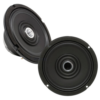 "ARC Audio for Harley Davidson - Moto602-HD 6.5"" Horn Coaxials & Moto692 6x9"" Coaxial Speakers"