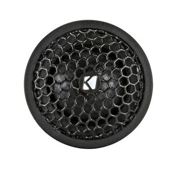 "Kicker 46KST2504 KS-Series KST250 1""tweeters w/ Crossovers and Swivel Mounts, 4ohm"