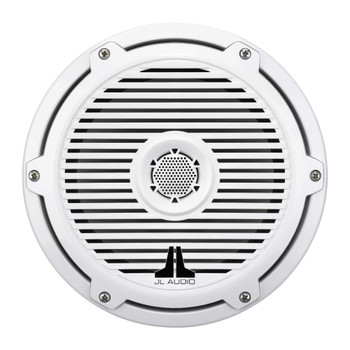 JL Audio M880-CCX-CG-WH: 8.8-inch (224 mm) Cockpit Coaxial System White Classic Grilles