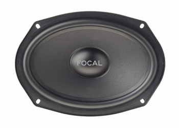 Focal ISU 690 6' x 9 Inch  2-Way Component Kit, RMS: 80W - MAX: 160W