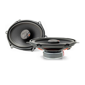 Focal ICU-570 Integration Series 5 x 7 Inch Coaxial Speakers (pair), RMS: 60W - MAX: 120W