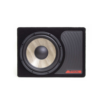 """Focal FLAX Universal 12 - 12"""" Loaded Subwoofer Enclosure With P30F Focal Flax Subwoofer"""