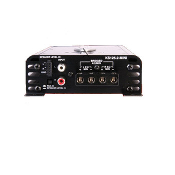 Arc Audio Refurbished KS 125.2 BX2 2-Channel Motorcycle Audio Amplifier