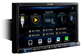 Alpine X308U Mech-less Navigation 8-inch Restyle Dash System