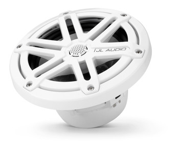 JL Audio MX650-CCX-SG-WH:6.5-inch (165 mm) Cockpit Coaxial System White Sport Grilles