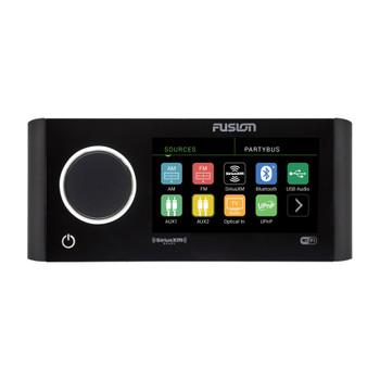 Fusion MS-RA770 Apollo Touchscreen Marine Entertainment System With Three Wireless Remotes For Three Zones - White