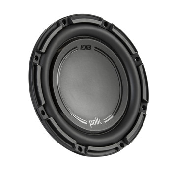 "SSV Works RG4-SB10 10"" Sub Enclosure Compatible With Polk Audio DB1042DVC Subwoofer For Polaris Ranger XP1000 2018+"