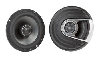 "SSV Works For Polaris Slingshot Front and Rear Speaker Pods + Polk MM652 6.5"" Marine Rated Coax Speakers"