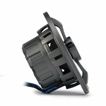 Kicker 4 Inch KM-Series Marine Speakers 41KM42CW (Pair)