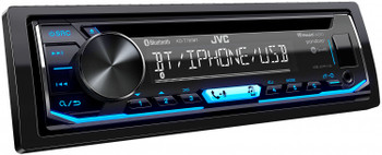 JVC KD-T700BT CD Receiver featuring Bluetooth / USB / Pandora / iHeartRadio / Spotify / FLAC / 13-Band EQ