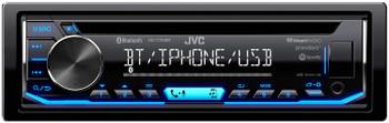 JVC KD-T700BT CD Receiver featuring Bluetooth / USB / Pandora / iHeartRadio / Spotify / FLAC / 13-Band EQ