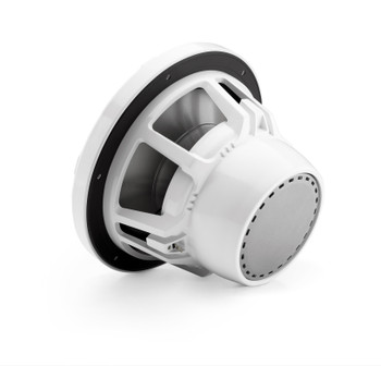 JL Audio M10W5-SG-WH:10-inch (250 mm) Marine Subwoofer Driver White Sport Grilles 4 Ω