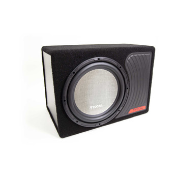 "Universal 12"" Enclosure: Includes 1 Sub30A4 and Black Hole Stuff"