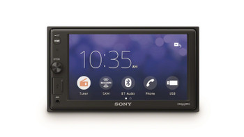 "Sony XAV-V10BT 6.2"" media receiver with Bluetooth"