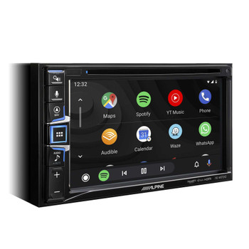Alpine INE-W970HD Audio/Video/Nav System Compatible with Apple CarPlay And Android Auto