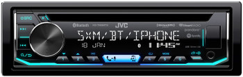 JVC KD-T900BTS CD Receiver featuring Bluetooth® / USB / SiriusXM / Pandora  / Spotify/ 13-Band EQ - Used Very Good