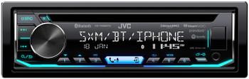 JVC KD-T900BTS CD Receiver featuring Bluetooth® / USB / SiriusXM / Pandora  / Spotify/ 13-Band EQ - Used Very Good