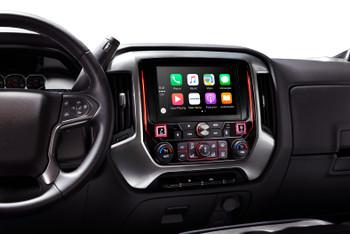Alpine i209-GM 9-Inch CarPlay/Android Auto Restyle Dash unit for 2014-2018 GM Trucks - Open Box