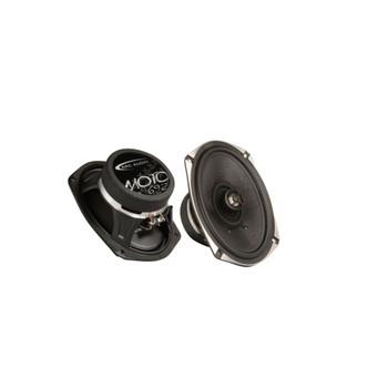 "Arc Audio MOTO692 6"" x 9"" Motorcycle Coaxial Speakers - Used Very Good"