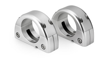 JL Audio M-MCPv3-2.500:ETXv3 Enclosed Speaker System Clamp, for pipe diameter of 2.500 in (63.5 mm) - Used Very Good