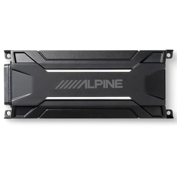 Alpine KTA-30MW Mono Tough Power Pack Amplifier 200 RMS x 1 at 4-Ohms / 300 RMS x 1 at 2-Ohms - Open Box