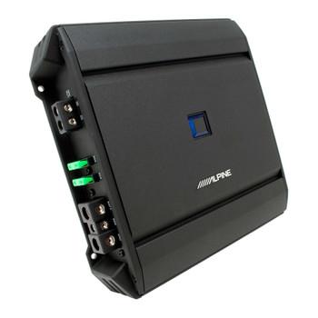 Alpine S-A60M Mono Digital Subwoofer Amplifier - 600 Watts x 1 @ 2-Ohms & 330 Watts x 1 @ 4-Ohms - Used Very Good