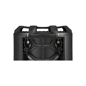 Kicker 46CWTB104 TB10 10-inch Loaded Weather-Proof Sub Enclosure w/Passive Radiator - 4-Ohm, 400 Watt - Used Very Good