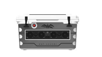 Wet Sounds SHIVR-55 Cooler GatorStep Full Skin Kit - Gray Over Black - Open Box