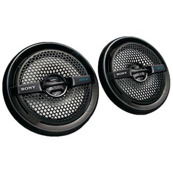 Sony XS-MP1611B 6.5 in (16 cm) Dual-Cone Marine Speaker (Pair) - Open Box