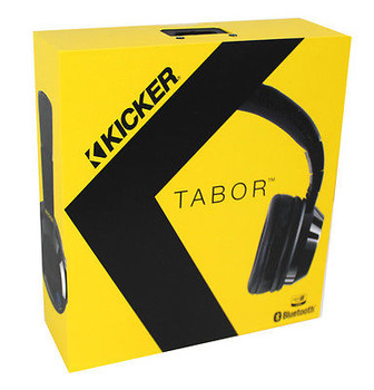 Kicker Tabor HP402BT - Open Box