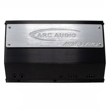 ARC Audio MOTO 720 4-Channel Amplifier Hi-Output Powersports Amplifier
