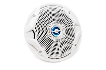 JBL MS6520 Marine Speakers - Marine 6.5 Inch Two-way Speakers - Pair, White