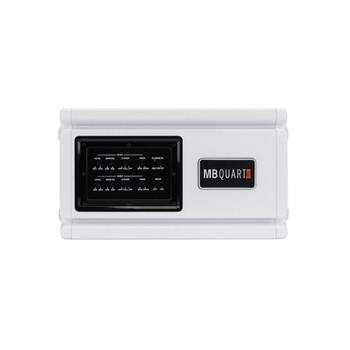 MB Quart NA3-560.4 Nautic Amplifiers - Rated IPX5 White 4 x 70 Watts RMS @ 4 Ohms, 4 x 140 Watts @ 2 Ohms