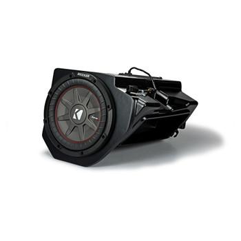 Kicker & SSV Works 44PRZ35 5 Speaker Polaris RZR 2013+ Stereo System with Kicker Bullfrog - BF400G