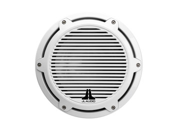 JL Audio M10IB5-CG-WH: 10-inch (250 mm) Marine Subwoofer Driver White Classic Grilles 4 Ω