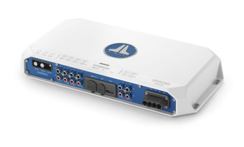 JL Audio MV800/8i 8-channel Class D Full-Range Amplifier with integrated DSP, 100 W x 8 @ 2 ohm/75 W x 8 @ 4 ohm - 14.4V