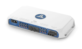 JL Audio MV700/5i 5-channel Class D System Amplifier with integrated DSP, 100 W x 4 @ 2 ohm + 300W x 1 @ 2 ohm - 14.4V
