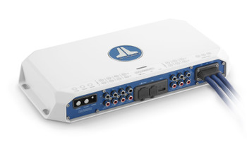 JL Audio MV1000/5i 5-channel Class D System Amplifier with integrated DSP, 100 W x 4 @ 2 ohm + 600W x 1 @ 2 ohm- 14.4V