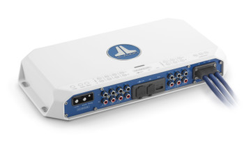 JL Audio MV600/6i 6-channel Class D System Amplifier with integrated DSP, 100 W x 6 @ 2 ohm / 75W x 6 @ 4 ohm - 14.4V