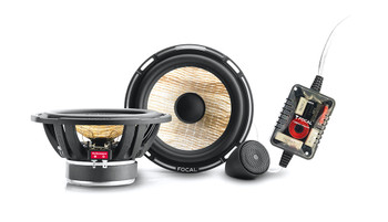 """Focal PS165F FLAX 6.5"""" 2-way component kit, and Focal PC165F FLAX 6.5"""" Coaxial Kit"""
