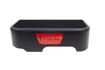"Focal FLAX-Chevy-Single-10 Single 10"" GM Trucks Crew Cab Enclosure"