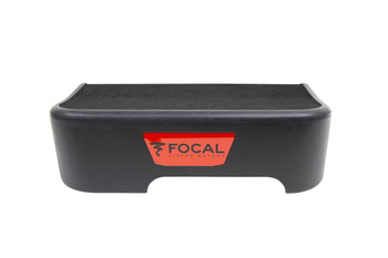 "Focal FLAX-Ford-Single-10 Single 10"" Ford F Series Super Crew Enclosure"