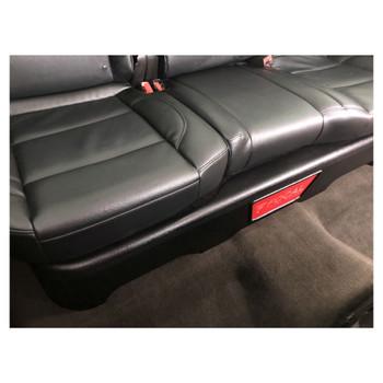 "Focal FLAX-Chevy-Dual-10 Dual 10"" GM Trucks Crew Cab Enclosure"