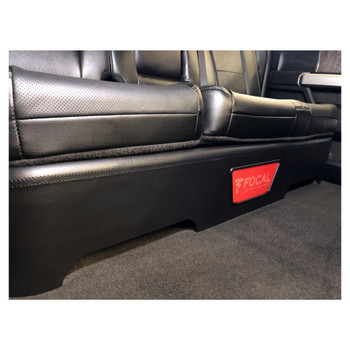 "Focal FLAX-Ford-Dual-10 Dual 10"" Ford F Series Super Crew Enclosure"