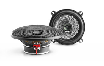 """Focal- Two pairs of Access 130ac 5.25"""" coaxial speakers"""