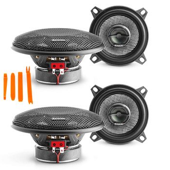 "Focal - Two pairs of 100AC Access Series 4"" Coaxial Speakers"