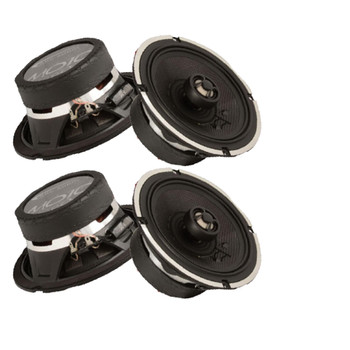 "ARC Audio for Harley Davidson 2 Pairs Of Moto602V2 6.5"" Speakers"