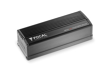 """Focal IMPULSE4.320 Ultra compact 4/3/2-Channel Amplifier + Focal IY-AC """"Y"""" Adapter Cable"""