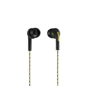 Kicker 46EB74 EB74 In-Ear Monitors, Black